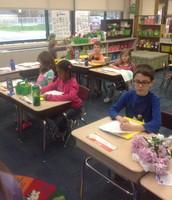Ms. Fischer's Second Grade Class