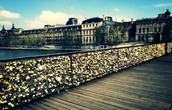 Lock love bridge
