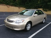 2005 Toyota Camry LE With Only 65k Miles!!