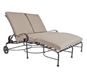 Classico Double Chaise Lounge