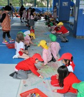 Collaborative Arts Project @ Shatin Junior School