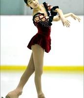 She has nickname what is 'Figure Fairy'(2004)