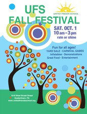 Get Ready for Fall Fest!