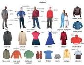 también vendemos camisetas, camisas, zapatos y ropa difrente