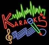 Danielle cantó karaoke por la tarde.