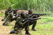 Sierra Leone Civil War (1991-2002)