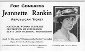 Jeanette sent this card to Montana voters in 1916.