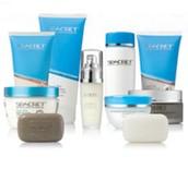 Seacret Facial and Skincare