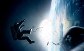 Why do people float in space