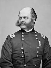 Union General; Ambrose Burnside