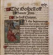 Gospel of John in English
