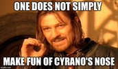 Don't mess with Cyrano