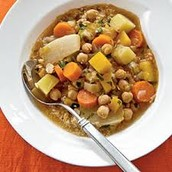 winter vegetable ragout