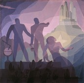 Art By Aaron Douglas