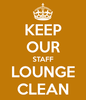 Faculty Lounge - Our Home Away From Home