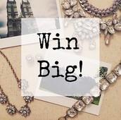Win a $100 Shopping Spree!