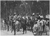 Ethiopian defeat of Italy preserves Ethiopia's Independence