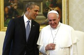 Pope Francis visits the U.S.