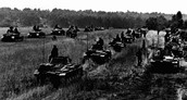 The Tanks in WW2
