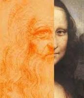Perhaps Mona Lisa was Feminine Self Portrai