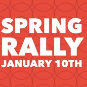 Spring Rally - January Event, a MUST-ATTEND for all Stylists