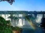 Las cascadas de Iguazu