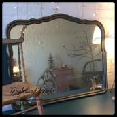 Antique Mirror ~ $95