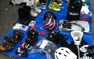 Sell Sports Equipment!
