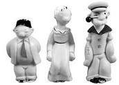 Soap figures