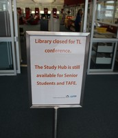 Our school Library is closed Wed Week 3 (July 30)