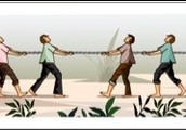Balance the Forces of Social Groups