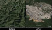 mountain top mining