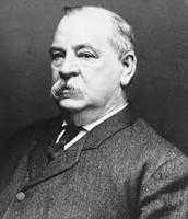 President Stephen Grover Cleveland