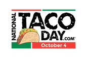 TODAY:  National Taco Day