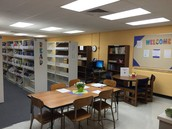 Grand Opening of the Remodeled Elementary and Intermediate School Book Rooms