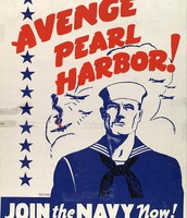 """Avenge Pearl Harbor"" Propaganda"