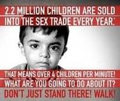 Children sold into slavery