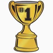 ATTENDANCE WINNER FEB. 1-5. . . . . . .  . MRS. BEARDEN'S FIFTH GRADE CLASS!!!.........                    (3 WEEKS IN A ROW!)