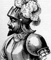 Juan in Armour