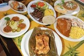Taste the ethnic Mexican foods!
