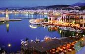 נמל בעיר רת'ימנו