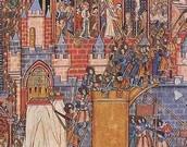 כיבוש ירושלים בידי הצלבנים