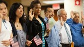 3) Taking the Oath of Allegiance