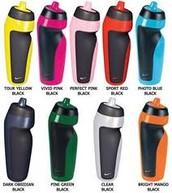 Nike bottle