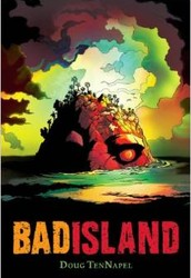 Bad Island is another one of his books.