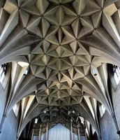 The Vaulted Ceilings