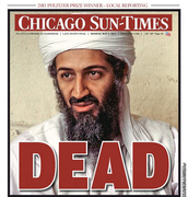 May 1, 2011: Osama Bin Laden is Killed