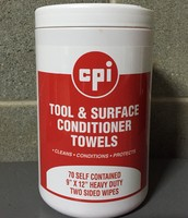 TOOL & SURFACE CONDITIONER TOWELS
