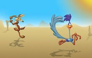 Wile E. Coyote and Roadrunner