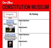 Constitution Museum #HyperDoc